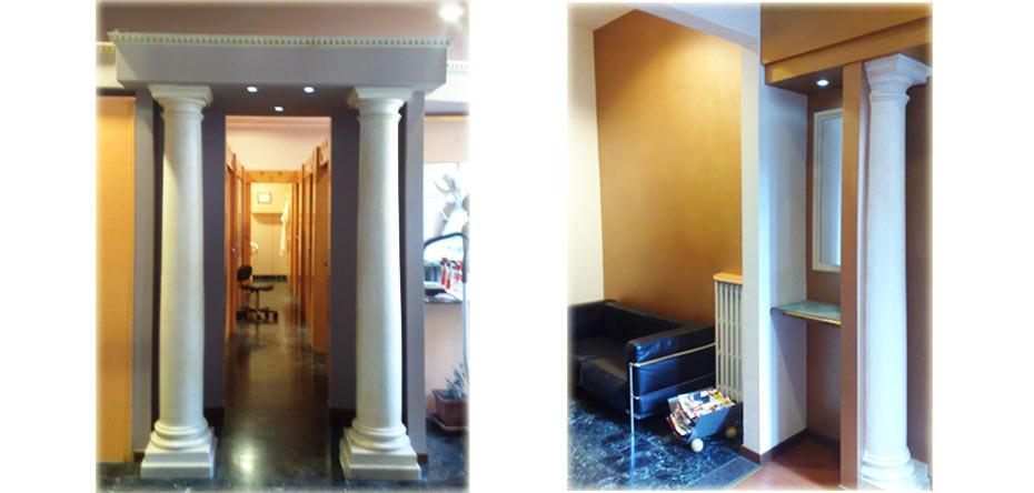 Bien-aimé Un Centro Estetico Nuovo con la Decorazione d'Interni - Acheo Design ZL55