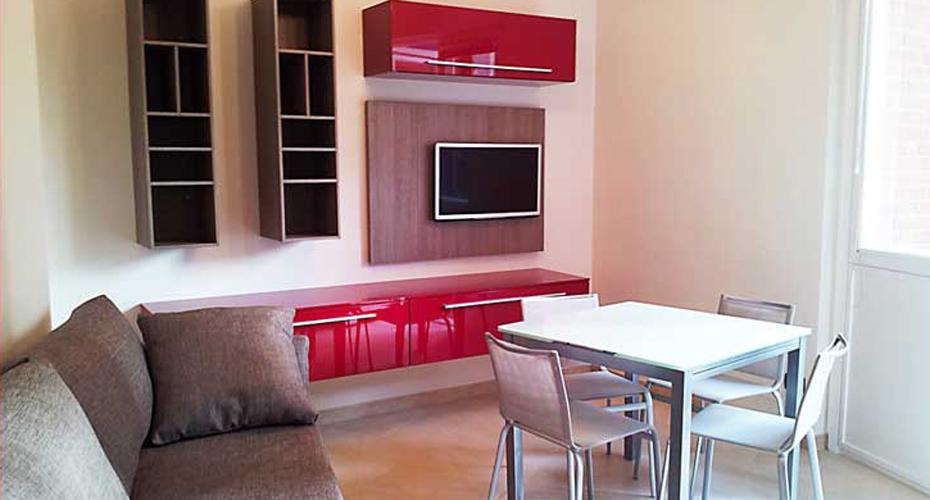 Soggiorni piccoli spazi idee per il design della casa - Cucine piccoli spazi ...
