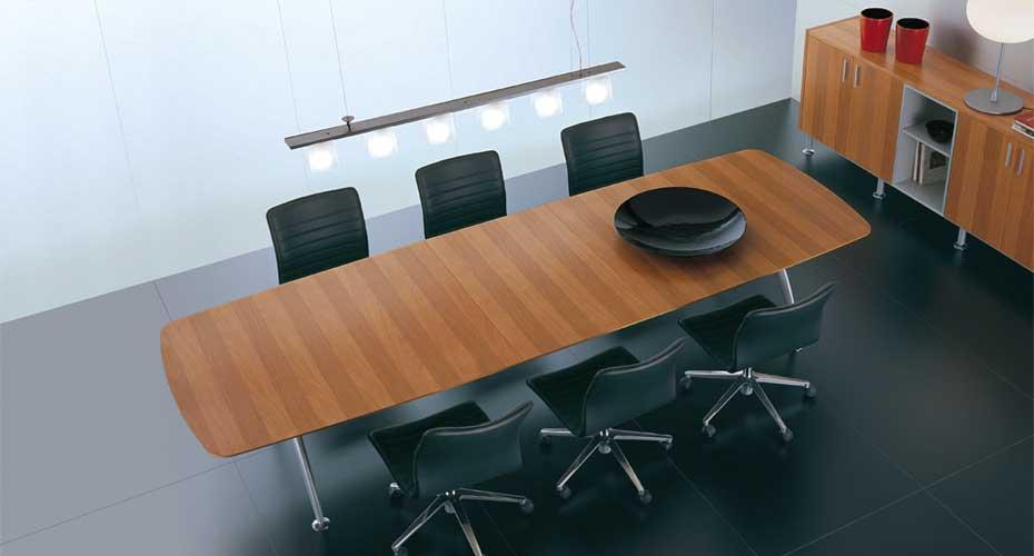 arredamento-sala-riunioni-noce