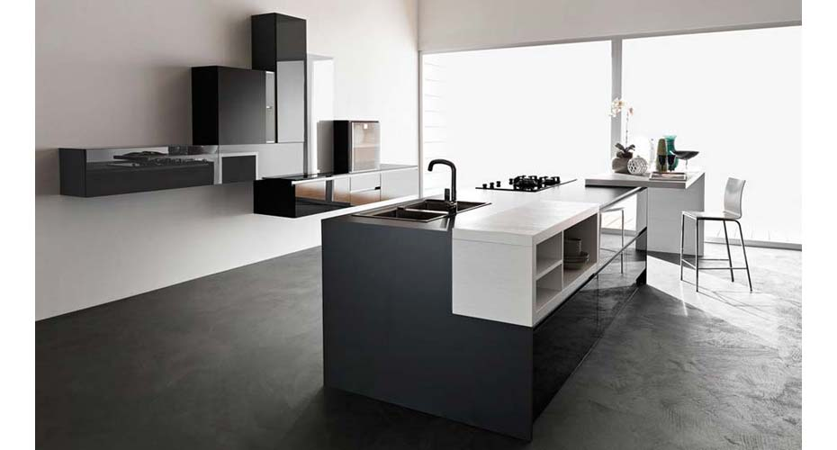 Cucina con design ecosostenibile acheo design acheo design for Arredo cucina design