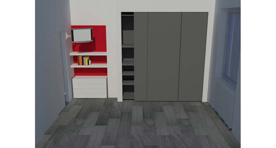 progetto-cameretta-moderna-dettaglio-armadio