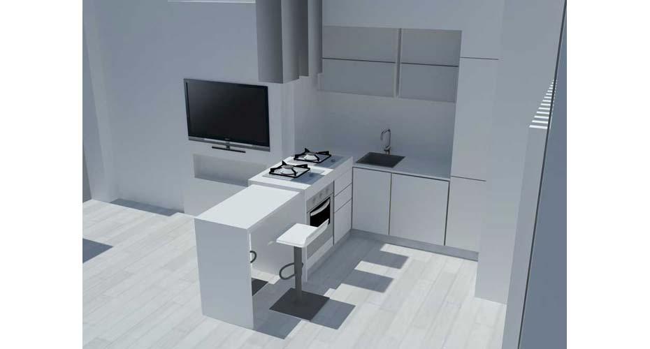 progetto-cucina-moderna-vista-lato