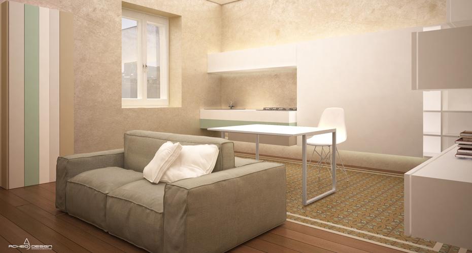 Progetto-Monolocale-Abitazione-Studio-Professionale-2