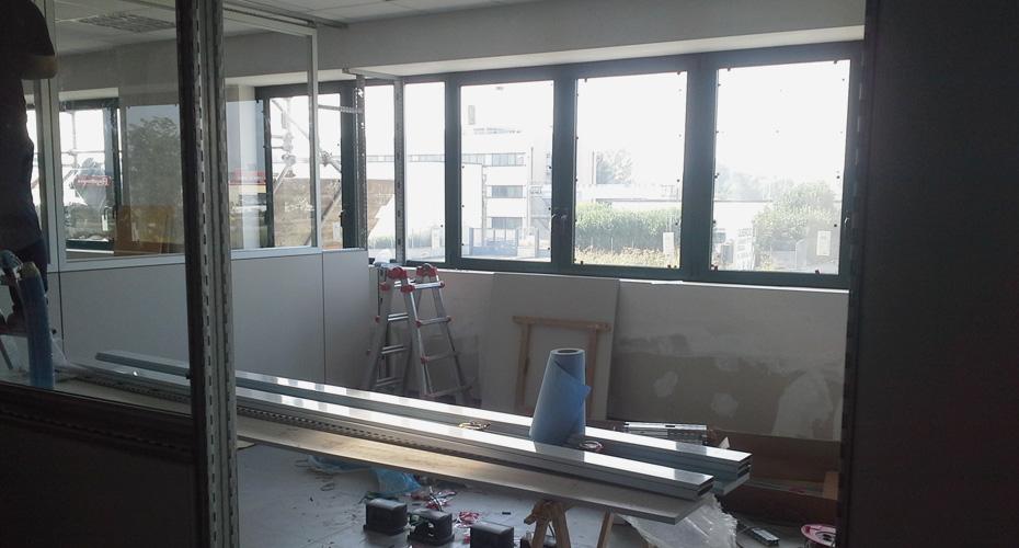 Nuova apertura finestre su muratura acheo design for Nuova apertura grande arredo bari