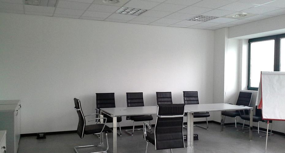 Realizzazione Nuovi Uffici Torino - Acheo Design