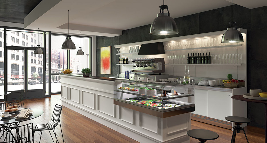Arredamento bar acheo design for Design arredamento
