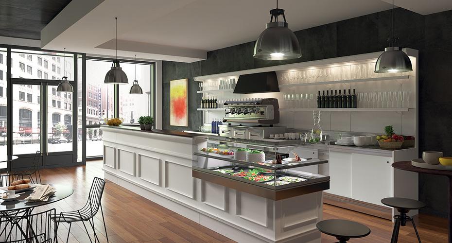 Arredamento bar acheo design for Arredamento design torino