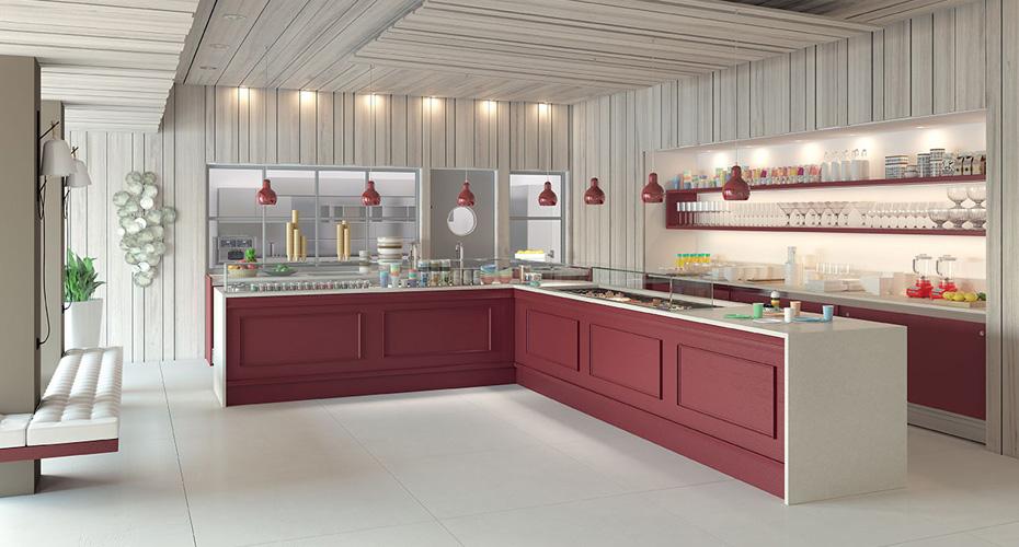arredamento gelaterie acheo design