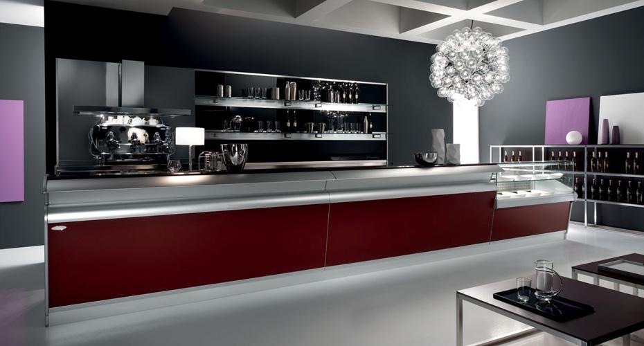 Arredamento Bar - Acheo Design