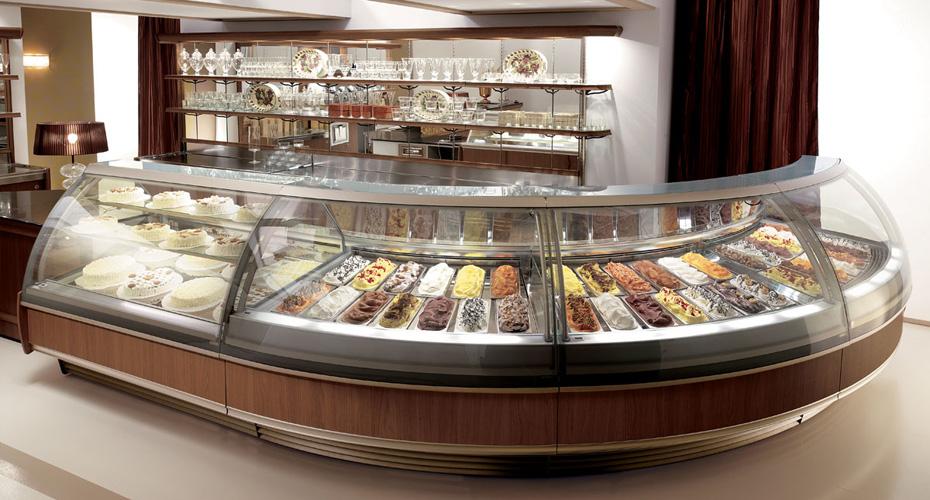 Arredamento gelaterie acheo design for Arredamento casa torino