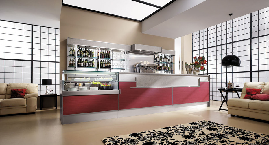 Arredamenti bar torino tecnam arredamento ristoranti bar for Negozi di arredamento torino