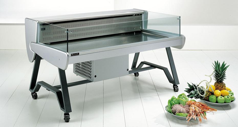 Arredamento macellerie pescherie acheo design for Ebay torino arredamento