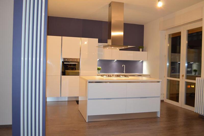 Cucina ad isola acheo design - Isole cucina piccole ...