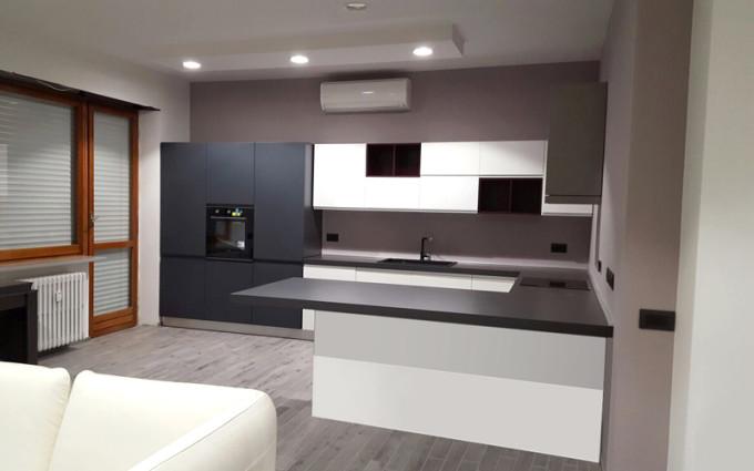 Cucina ad isola - Cucine ad isola - Acheo Design