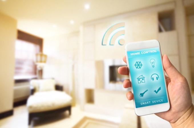 Come illuminare una moderna smart home