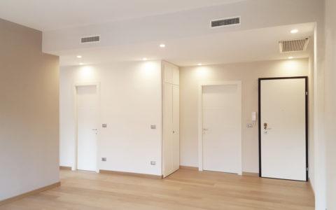 Ristrutturazione appartamento zona Giardini Reali – Torino