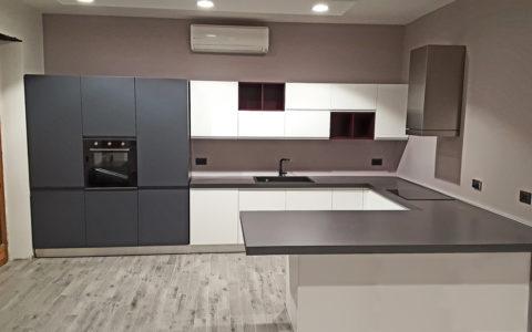 Ristrutturazione appartamento di 100 mq a Moncalieri