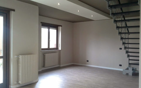 Ristrutturazione appartamento a Volpiano